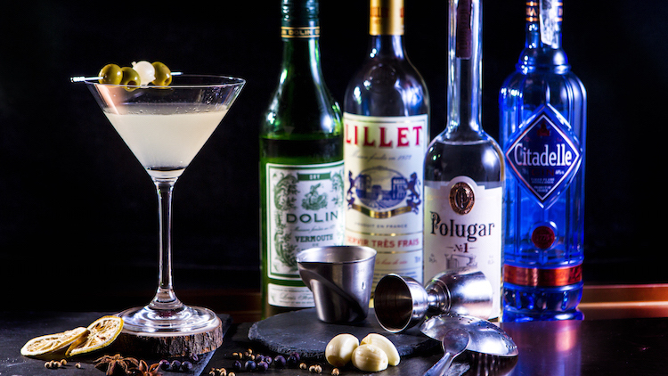 Gin is in: where to drink modern takes on the classic cocktails in Shanghai