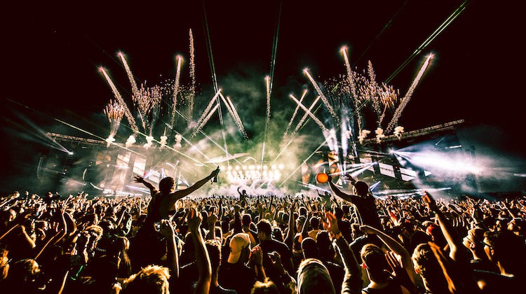 Electronic music festival Creamfields is coming to Shanghai