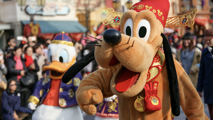 Here's what to see, eat and do at Shanghai Disneyland this Chinese New Year