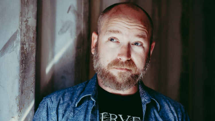 Kyle Kinane on his first trip to China, language barriers and working with Will Ferrell