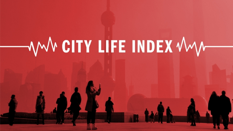 City Life Index: are people happier living in Shanghai or Beijing?