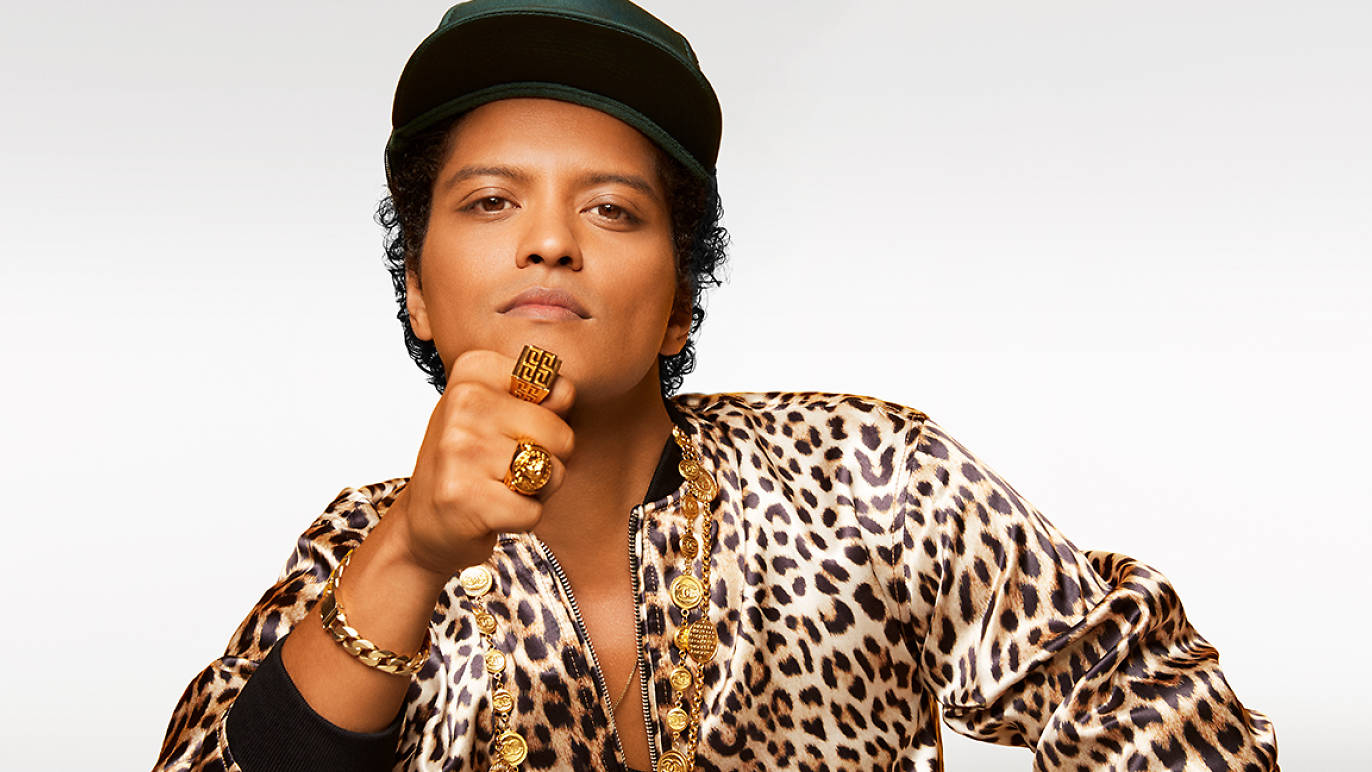 Second Shanghai Show Added For Bruno Mars