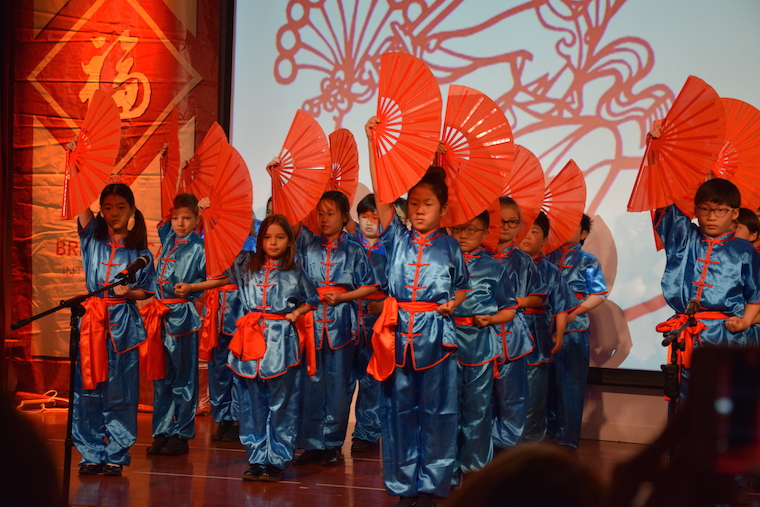 Here's how international schools in Shanghai celebrated Chinese New Year 2018