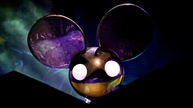 Deadmau5 and Martin Garrix to headline edc Shanghai