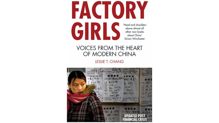 Factory Girls, Leslie Chang