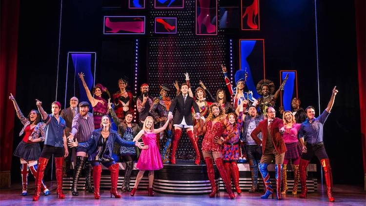 Kinky Boots is coming to Shanghai this July