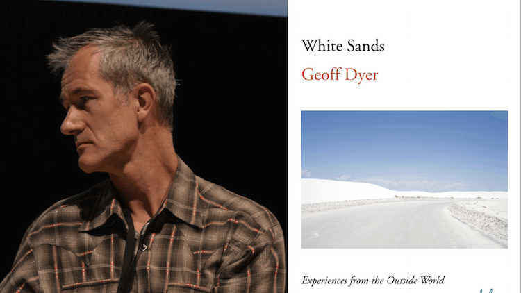 White Sands: Experiences from the Outside World, March 16 at 6pm