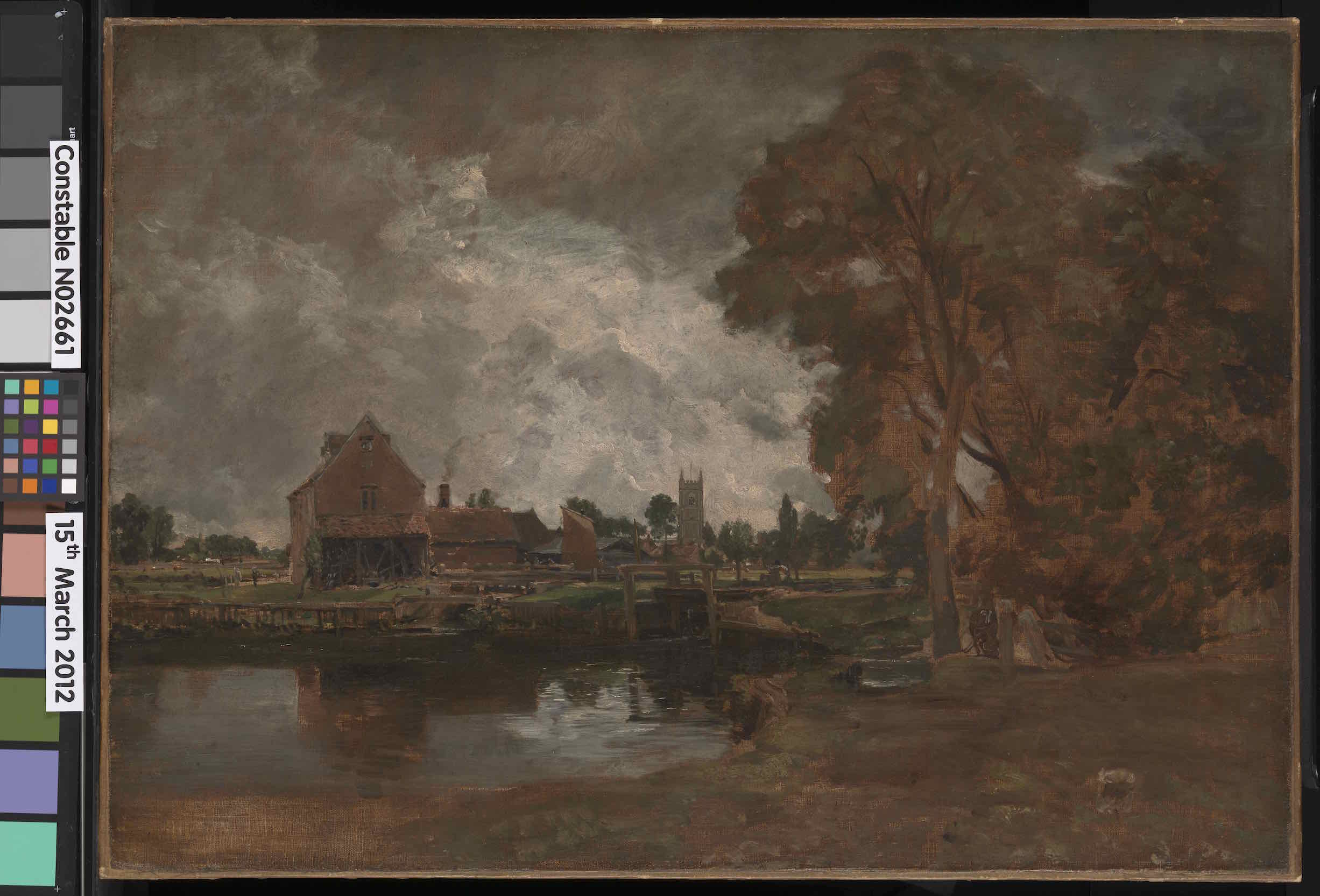 Landscapes of the Mind: Masterpieces from Tate Britain (1700-1998)