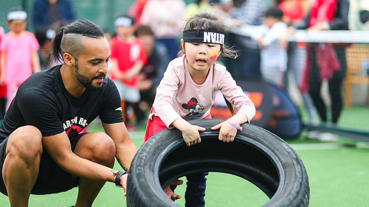 Registration has opened for the upcoming Spartan Kids Race