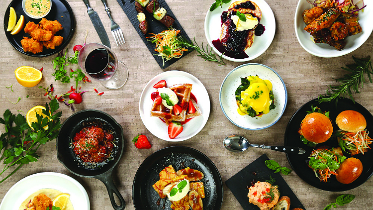 4 spring restaurant openings great for Shanghai families