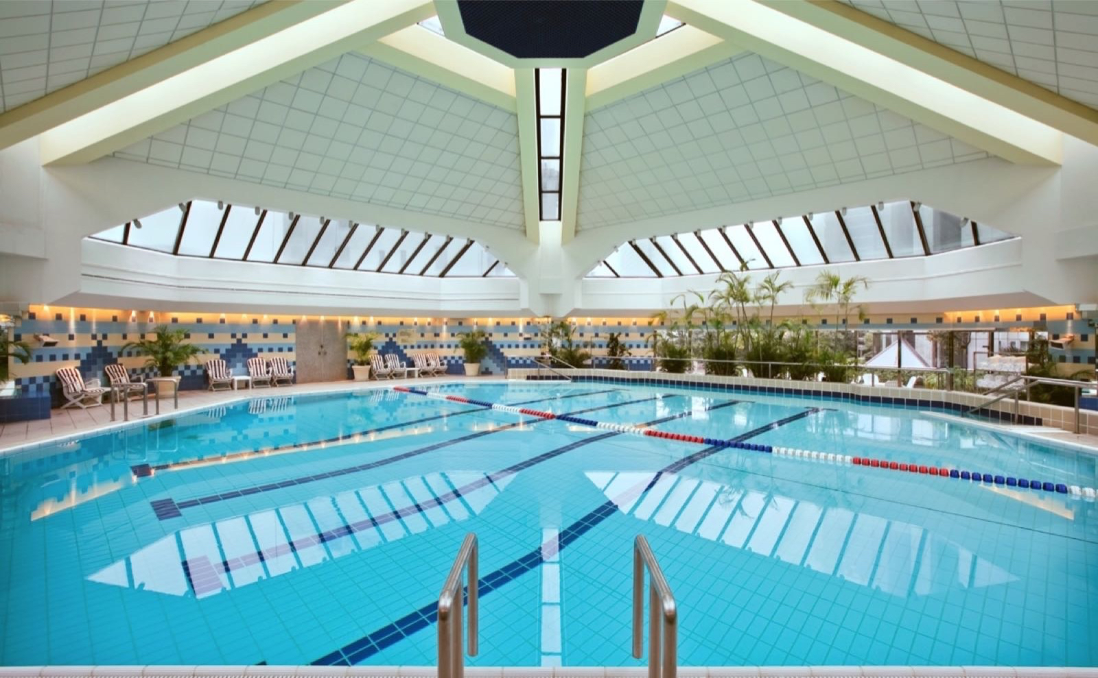 Win a gym and swim package worth 9,999RMB from Move Shanghai