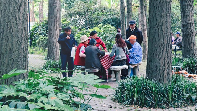 195 Shanghai parks to stay open longer during summer