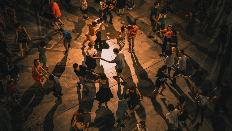 There's a swing and blues dance festival coming to Shanghai this month