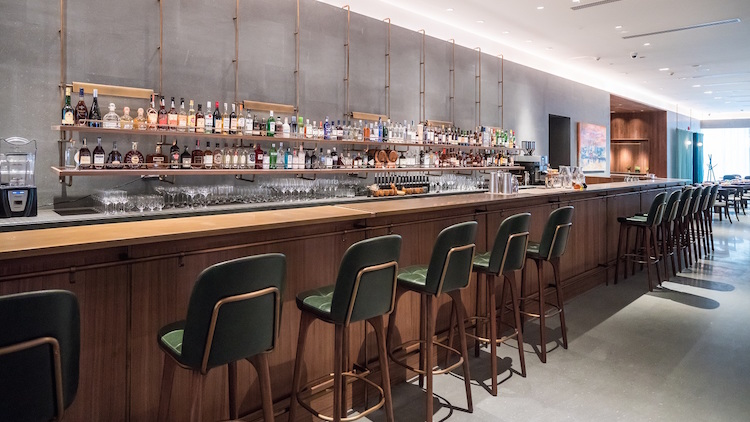 Explore the Gin Library at URBAN Lounge