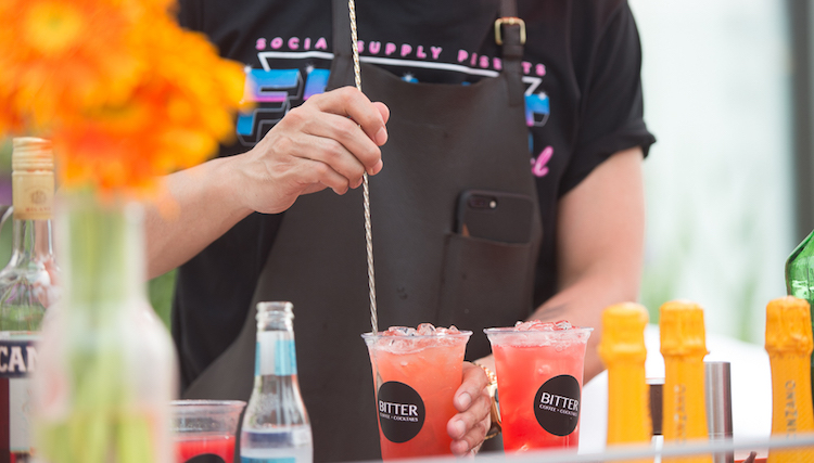 This is what went down at FEAST food festival and Chef Battle 2018