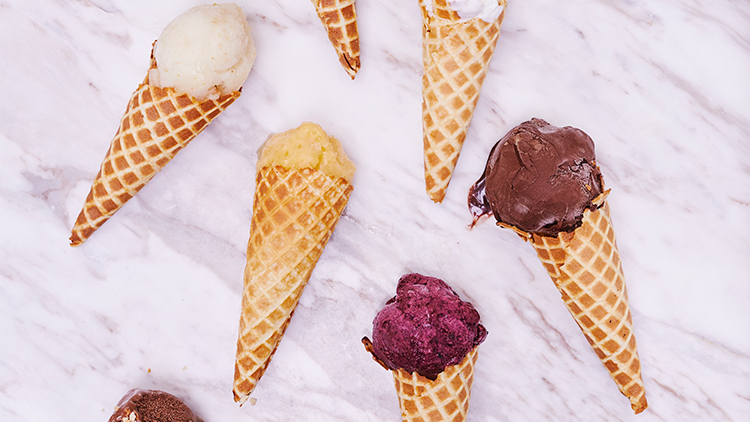 The best ice cream shops in Shanghai