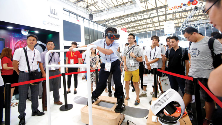 Win a VIP pass worth 12,000RMB to Mobile World Congress 2018