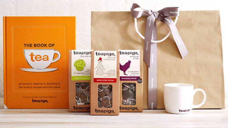 Closed: Win 450RMB worth of tea and goodies from teapigs