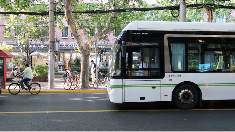 No change, no problem: WeChat pay is now available on loads of bus routes