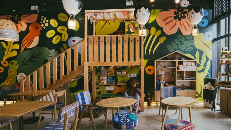 Shanghai favourite Brut Eatery's new Pudong café is great for kids