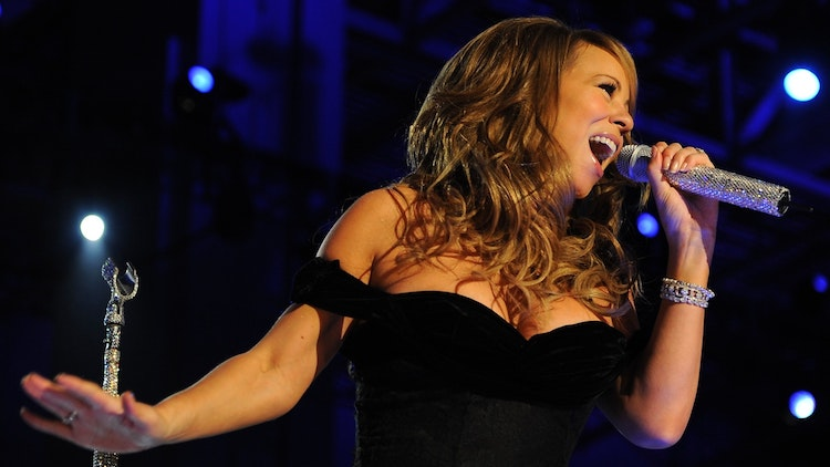 Mariah Carey confirms Shanghai show