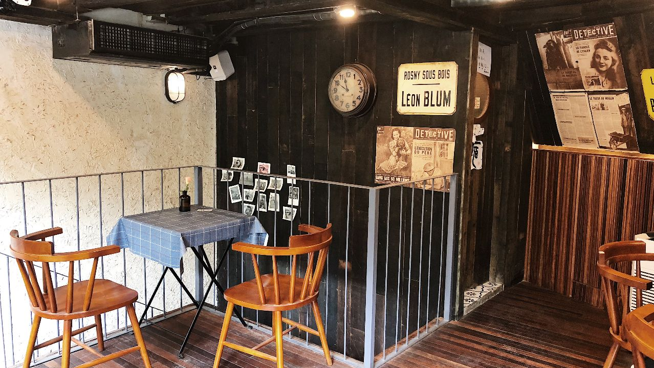 The best hidden cafés in Shanghai