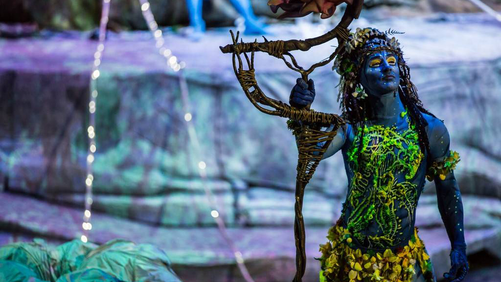 Cirque du Soleil: TORUK – The First Flight World Tour 2018 in Shanghai