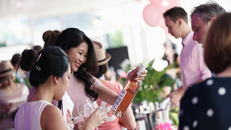 Closed: Win tickets to Asia's biggest rosé festival
