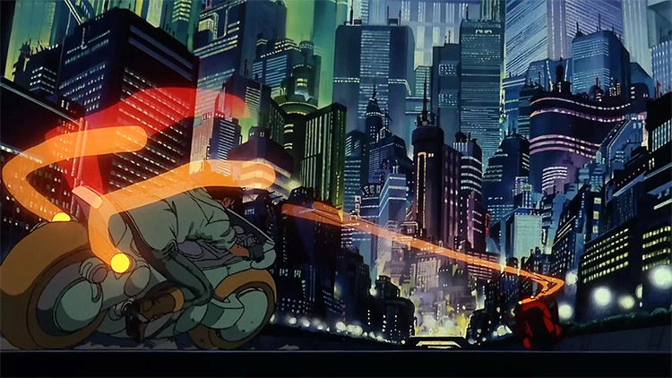 Cult Film Screening - Akira
