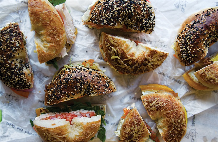 The best bagel shops in Shanghai