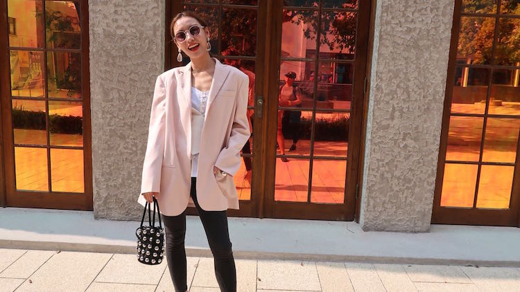 Street style trends we're seeing everywhere in Shanghai this summer