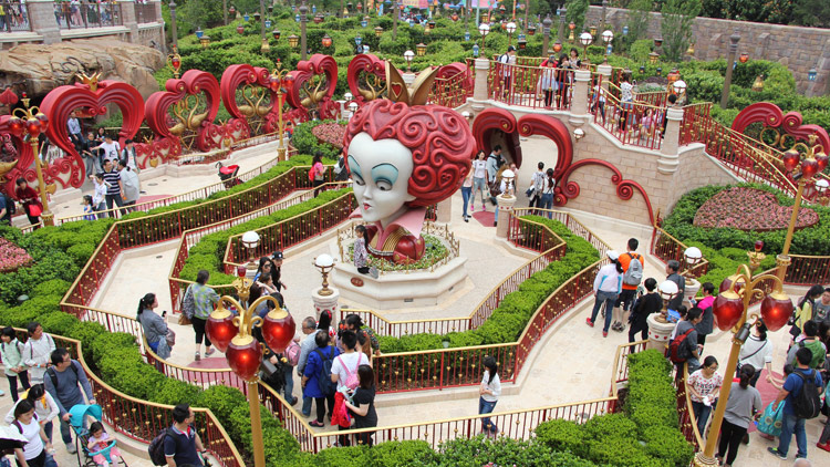 Shanghai Disney is offering 1RMB kids' tickets through the end of August