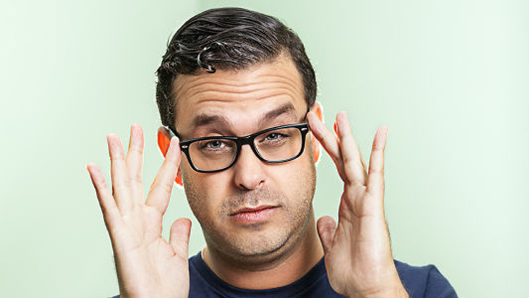 Stand-up comedy doubleheader: Joe DeRosa and Stephen Carlin