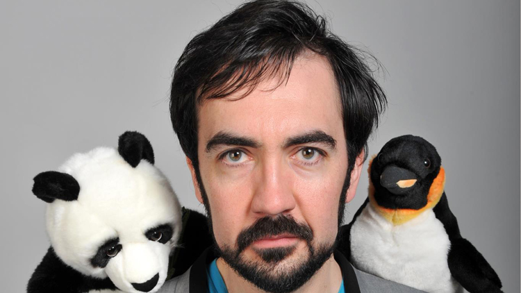 Interview: Scottish comedian Stephen Carlin on coming to China and his 'double headliner' with Joe DeRosa