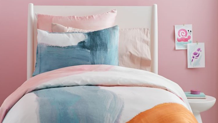 Tencel duvet cover and pillowcases