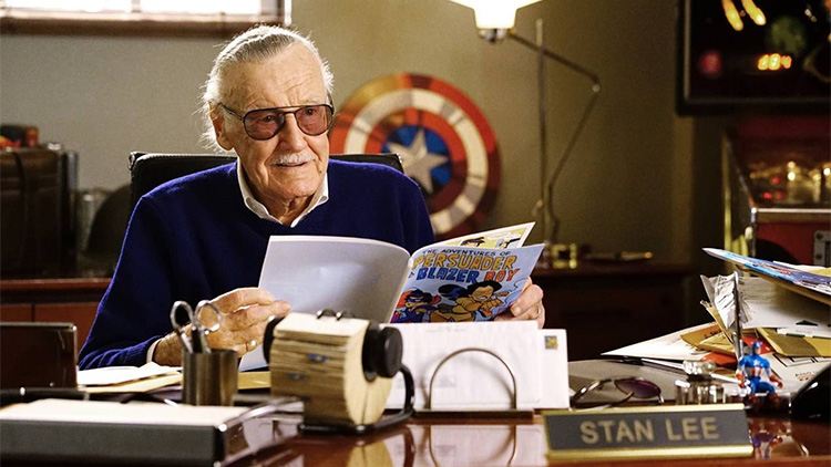 Stan Lee's Comic Universe