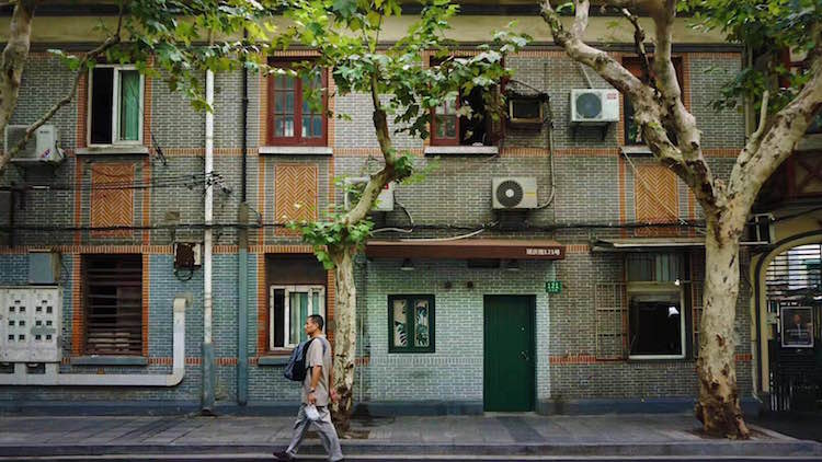 One of Shanghai's neighbourhoods named 29th coolest in the world