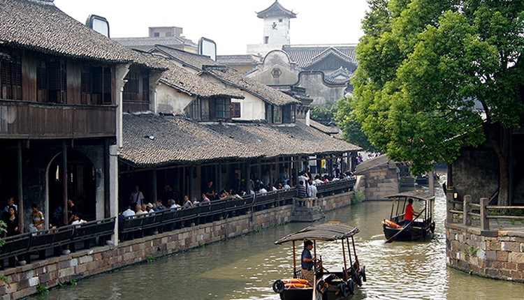 Catch daring theatre in an ancient water town at this month's Wuzhen Theatre Festival