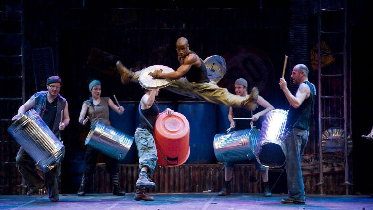 Interview: Stomp co-founder Luke Cresswell