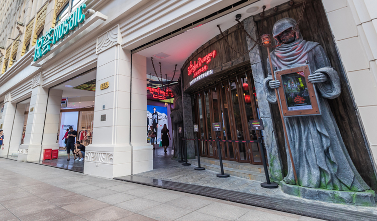 The London Dungeon opens a Shanghai branch (just in time for Halloween)
