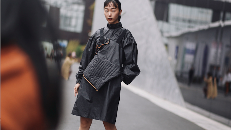 The best street style looks from Shanghai Fashion Week SS19