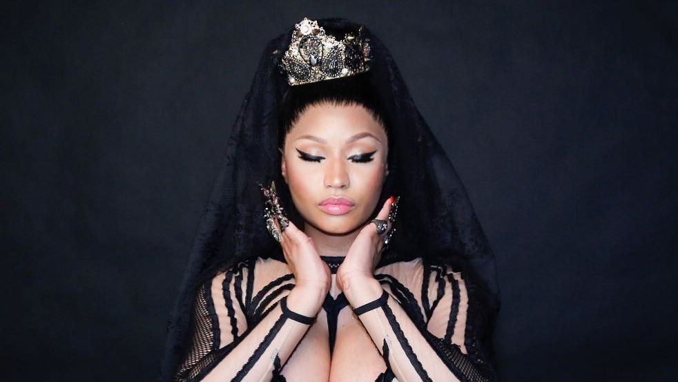 Nicki Minaj set to play Shanghai in November?