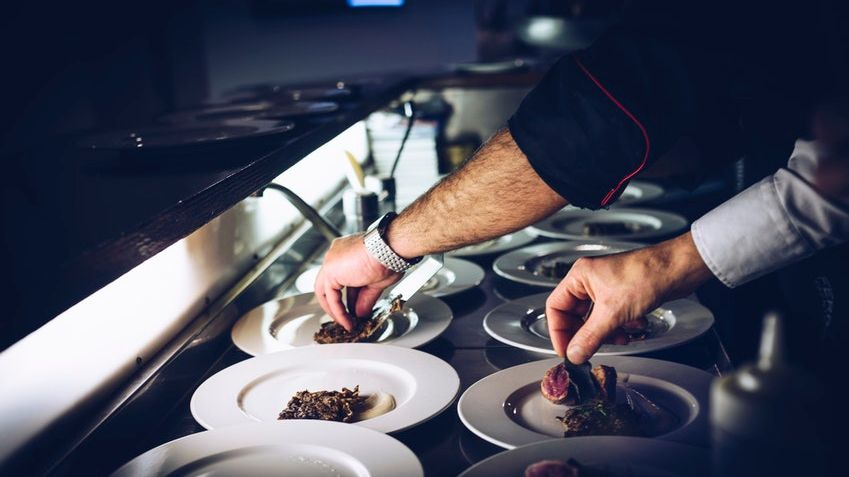 THE HYVE Chef Trials