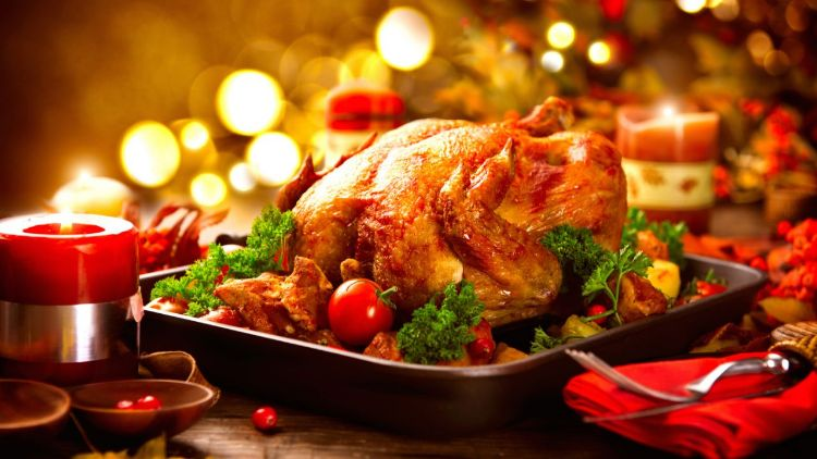 Thanksgiving deals in Shanghai 2018