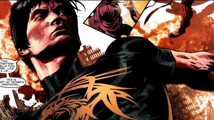 Marvel's working on its first superhero movie with an Asian lead