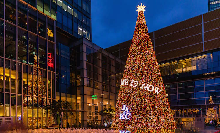 Time Out x Unravel: Jing An Kerry Centre Christmas Market Special