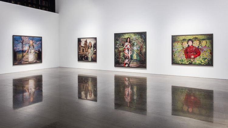 Cindy Sherman Solo Exhibition