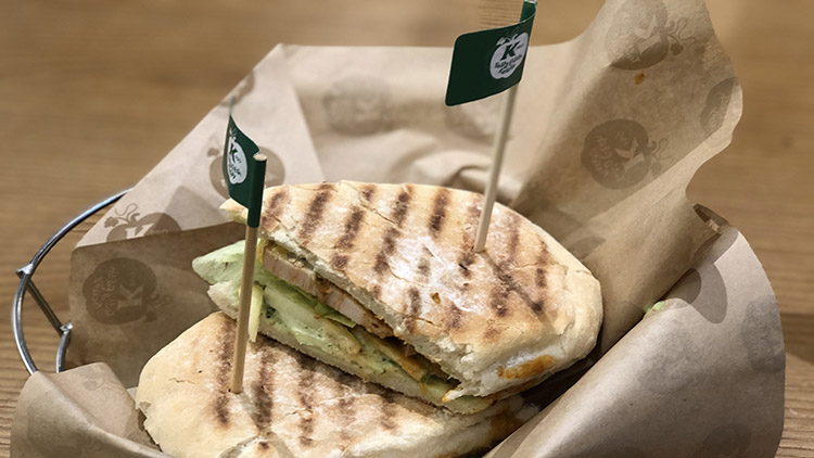 KPRO, chicken panini (cropped)
