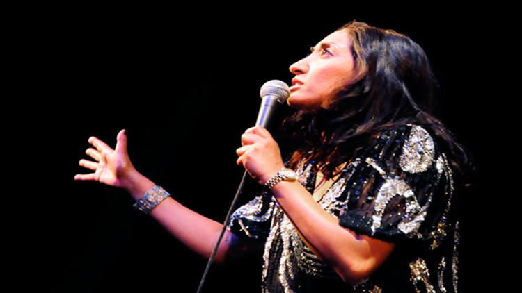 The Shanghai Comedy Bunker Presents: Shazia Mirza