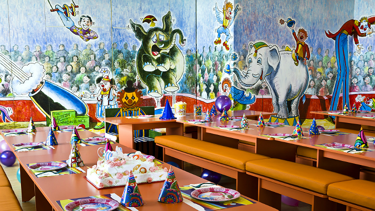 The best kids' birthday party places in Shanghai